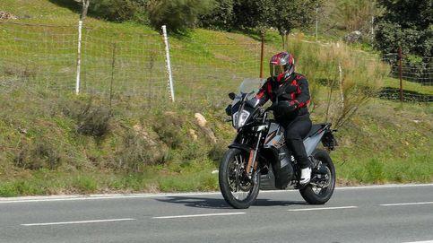 KTM 890 Adventure, más y mejor en las trail de media cilindrada