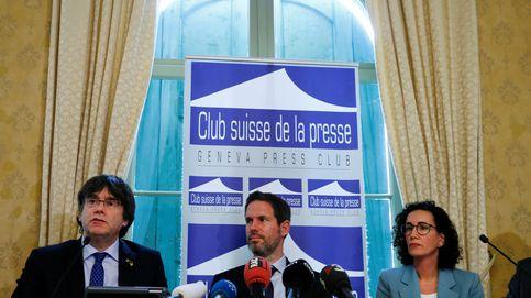 Puigdemont y los diputados suspendidos llevan a la ONU su vulneración de derechos