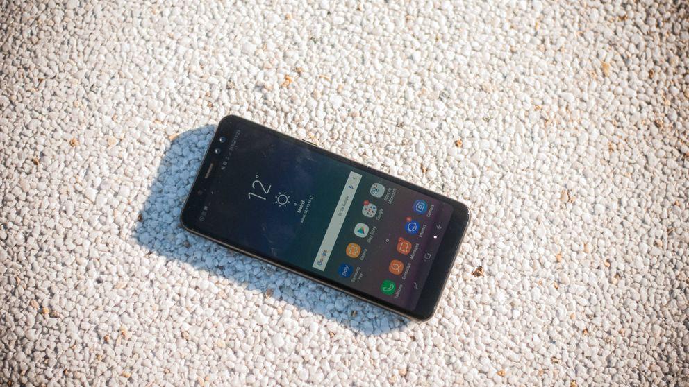 Probamos lo último de Samsung: el Galaxy A8 será un 'hit' (pero espera a comprarlo)