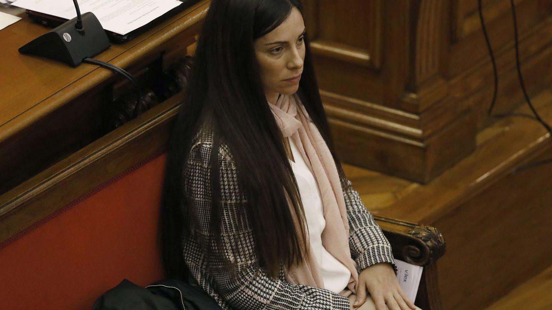 Rosa Peral, la otra acusada en el juicio por el 'crimen de la Guardia Urbana' (EFE)