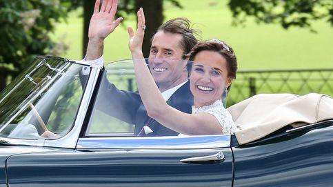 Las fotos del enlace entre Pippa Middleton y James Matthews