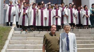 Cao de Benós, el Julio Iglesias de Corea del Norte que no sabía quién era Kim Jong Un