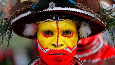 Papua Nueva Guinea recibe a Xi Jinping