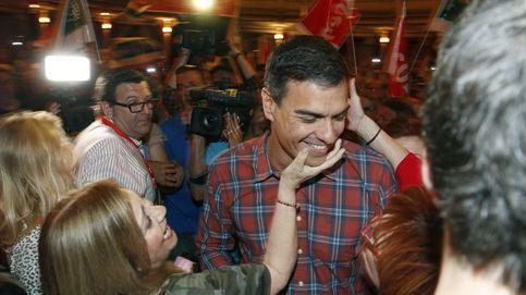 Sánchez se 'olvida' de López pero se lanza a por sus bases: la suya es la única alternativa