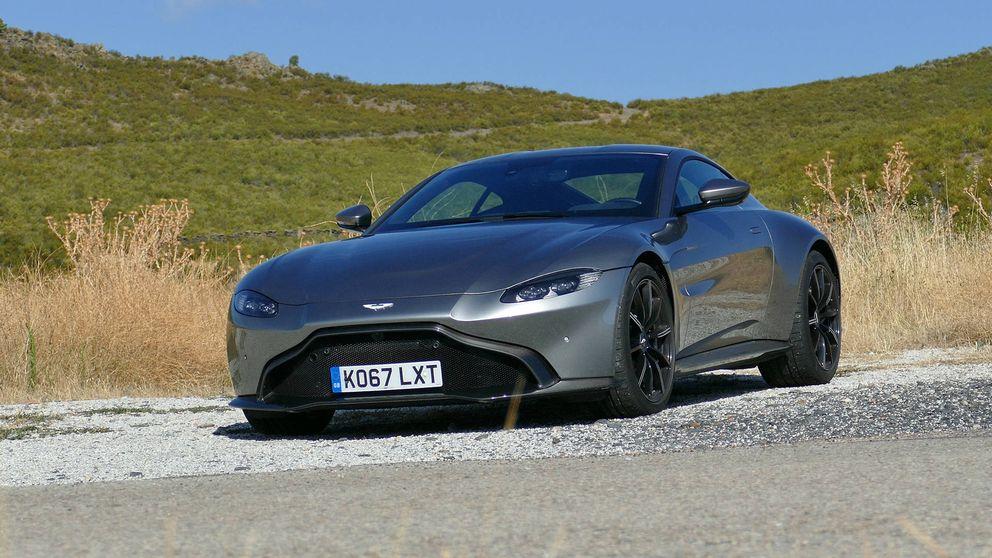 La versión 'más barata' del deportivo de Aston Martin que compite con el Porsche 911