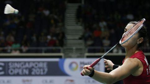 Saldré a por todas: Carolina Marín disputará la final del Abierto de Singapur
