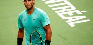 Post de Rafa Nadal - fabio Fognini en el Masters de Montreal: horario y dónde ver