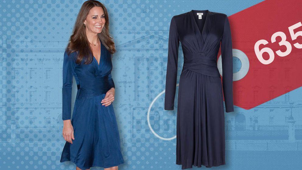 Vístete para tu pedida como Kate Middleton por 635 euros