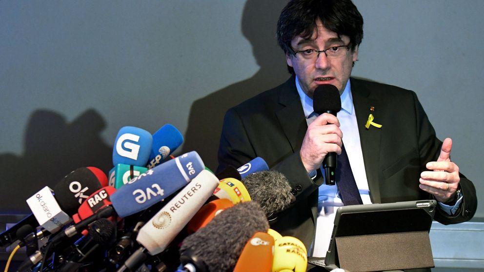 Fiscales españoles y alemanes se verán para abordar la entrega de Puigdemont