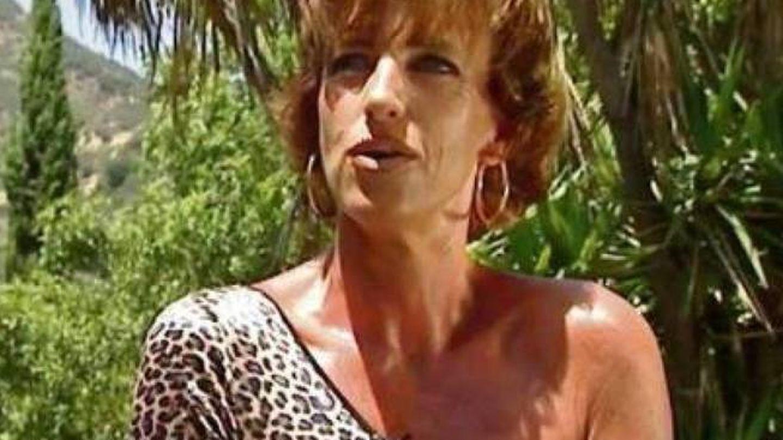 Marie-Christine de Bélgica, en una captura de vídeo durante su entrevista en 2007.