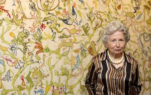 El arte de Miquel Barceló queda en familia