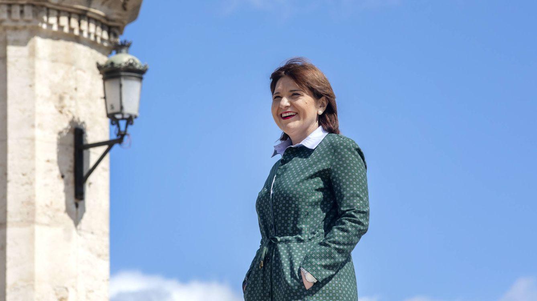 """Isabel Bonig: """"Lo lamento por Cantó, pero el que va a liderar el centro-derecha es el PP"""