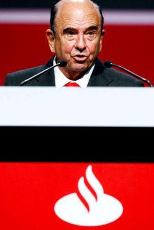 El Banco Santander obtendrá unos 1.200 millones de plusvalía con el canje de las preferentes