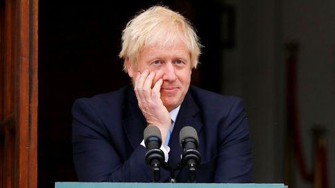 Boris Johnson también celebra su Diada