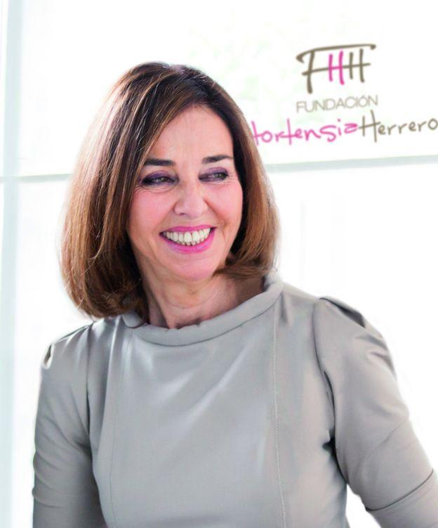 Foto: Hortensia Herrero, vicepresidenta y fundadora de Mercadona