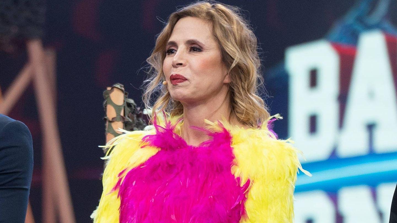 Agatha Ruiz de la Prada, en 'El desafío'. (7yAcción)