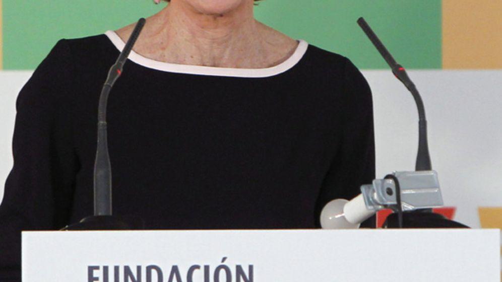 Foto: El estilismo de María Teresa Fernández de la Vega a examen