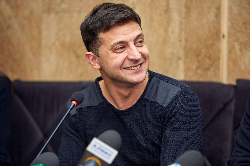 Foto: Fotografía facilitada por la Oficina de Pensa de Vladímir Zelenski. (EFE)