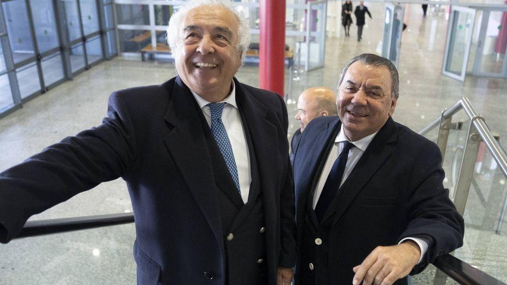 Foto: Antonio Romero y Rafael Ruiz, Los del Río. (Cordon Press)