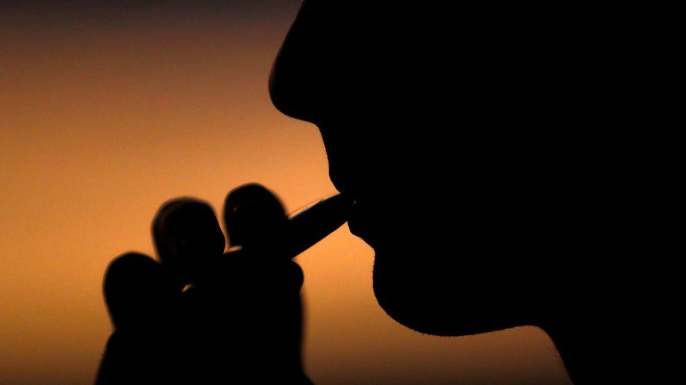 Otra víctima del vapeo: un joven de 18 años con pulmones de un hombre de 70