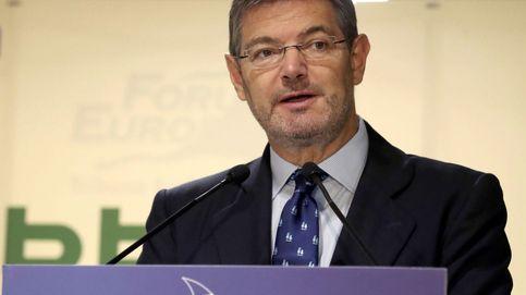 Catalá asegura que hay jueces y fiscales que quieren abandonar Cataluña por la presión
