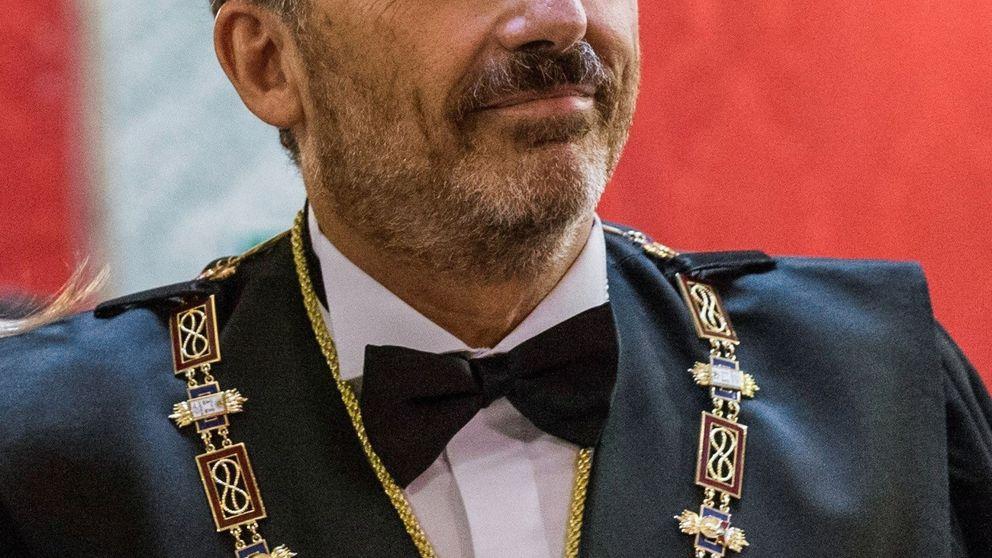 Marchena, el hombre que renunció a dirigir el poder judicial