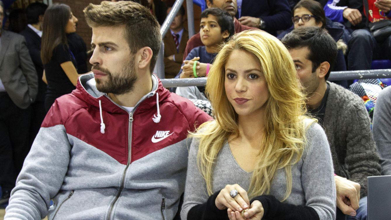 Shakira y Piqué, preocupados por la seguridad de sus hijos por una imagen 'robada'