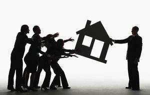La odisea de comprar una vivienda a un fondo buitre
