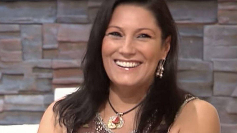 Carmen Ordóñez en el plató de 'A tu lado'. (YouTube)