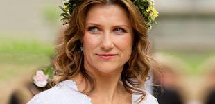 Post de La última entrevista de Marta Luisa de Noruega antes del suicidio de Ari Behn