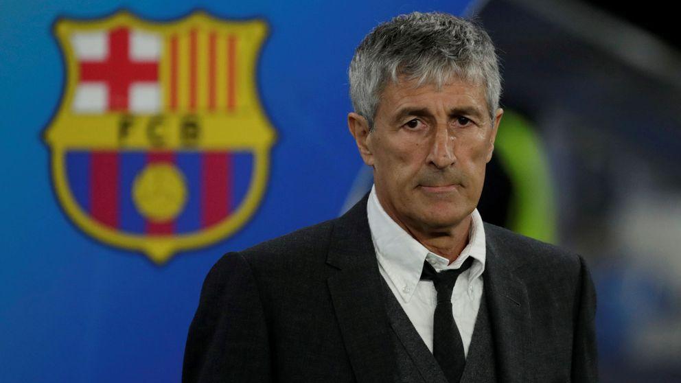 A Setién le falta señorío y gratitud si lleva al Barcelona a los tribunales