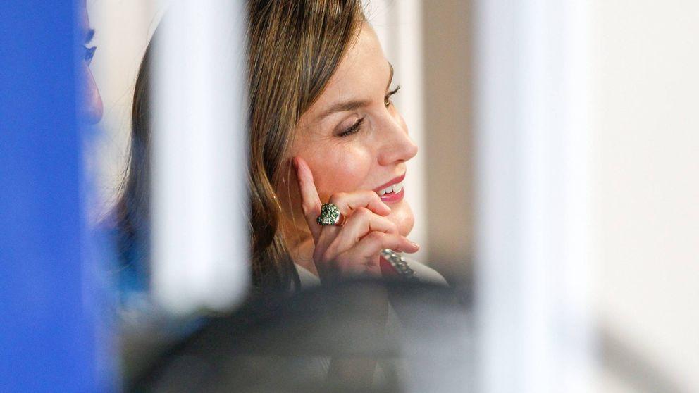 Letizia se reconcilia con los anillos: ¿la volveremos a ver con el de casada?