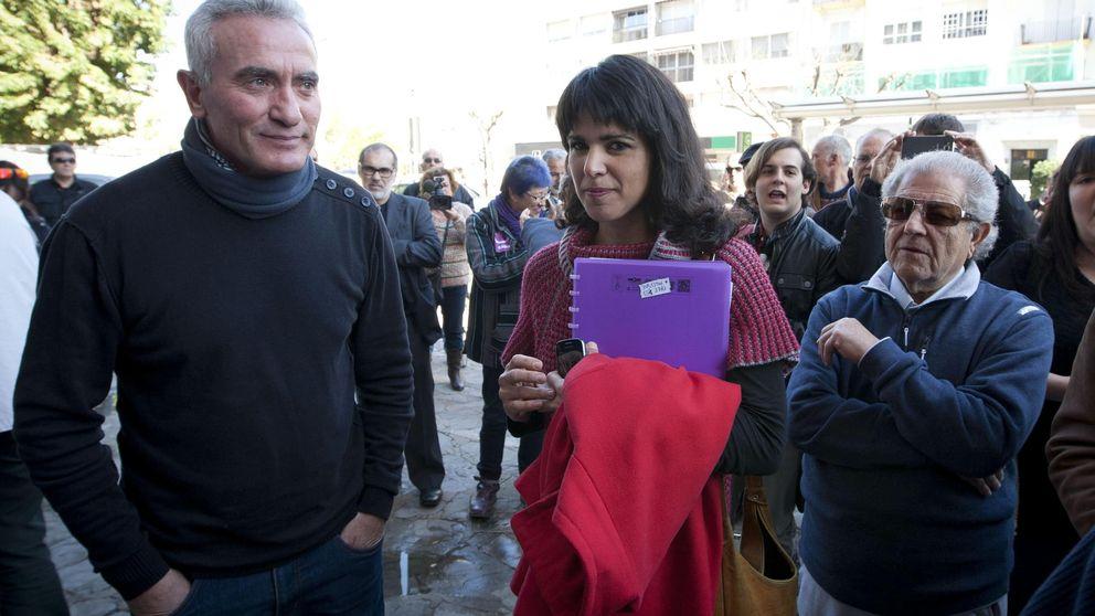 La CUT de Cañamero y Gordillo rompe con IU y se cuela en la lista de Podemos