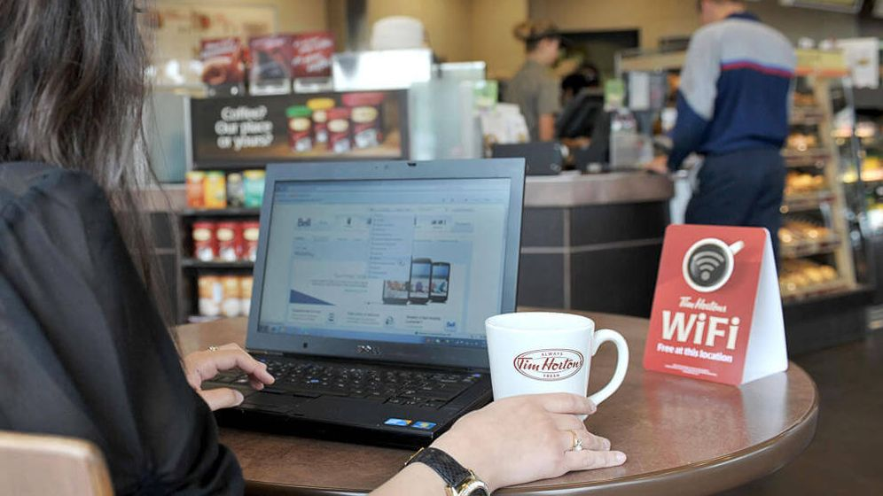 Foto: Qué es lo que aceptamos cuando nos conectamos a un WiFi público