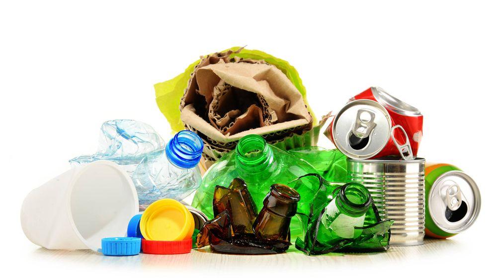 Foto: Listo para reciclar. (iStock)