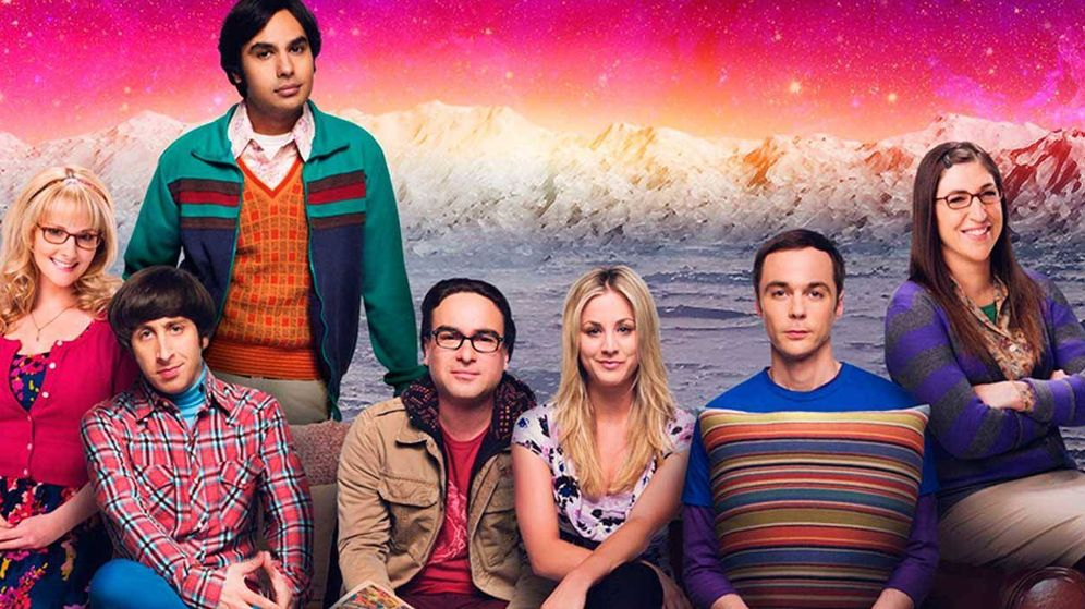 Foto: Cartel de 'Big Bang Theory'.