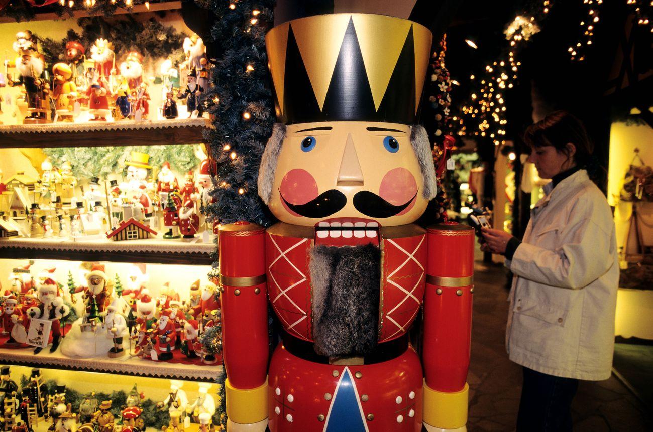 Navidad Pop Ups No Estos Mercadillos Son Los De Toda La Vida  ~ Mercadillos Navideños En Valencia