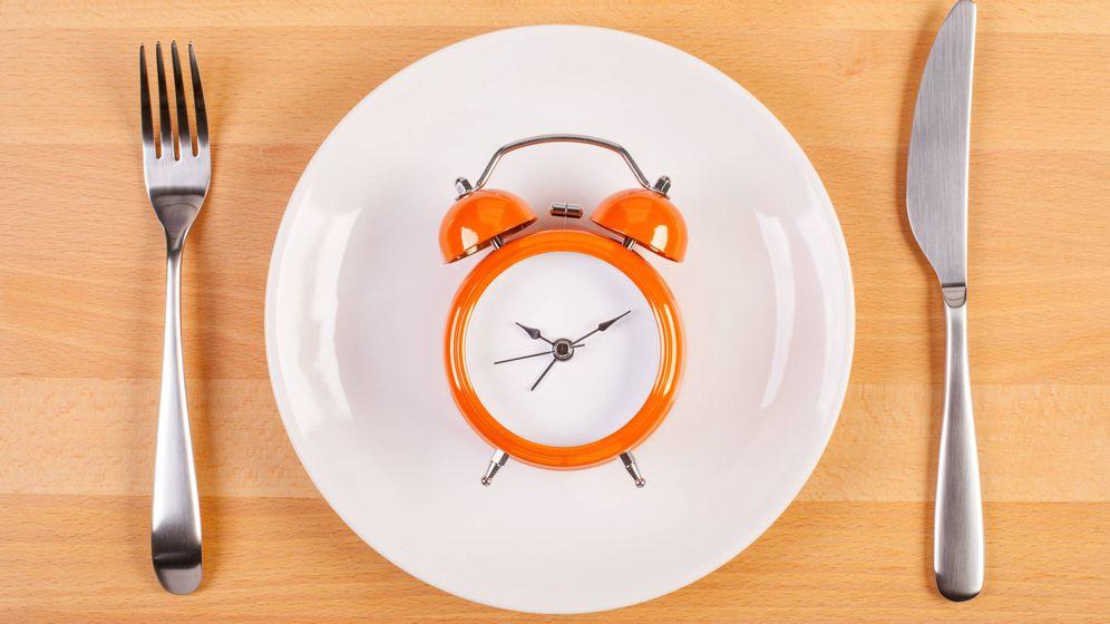 Foto: El plato vacío a primera hora. (iStock)