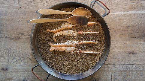 Ana la Santa, una cocina de hotel rica, diferente y atractiva en Madrid