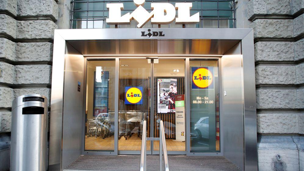 Foto: Un supermercado de Lidl en Zurich. (Reuters)