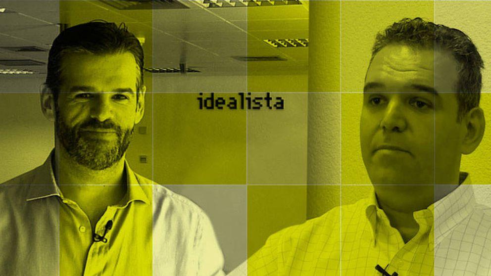 Fernando y Jesús Encinar (Idealista), los Zuckerberg españoles