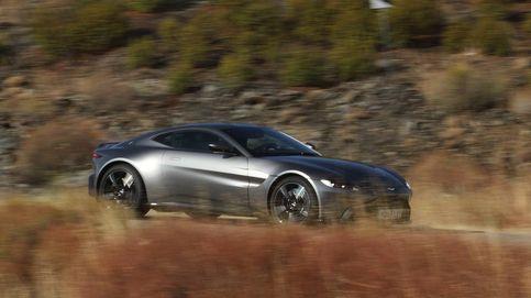 Aston Martin Vantage, un rival del Porsche 911 Turbo