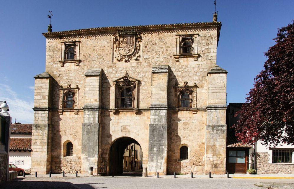 Foto: El Archivo del Adelantamiento de Castilla es una de las joyas de Covarrubias. (Cortesía Ayuntamiento)
