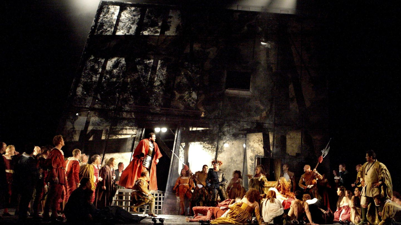 Rigoletto, una producción de la Royal Opera House Covent Garden / ROH Catherine Ashmore