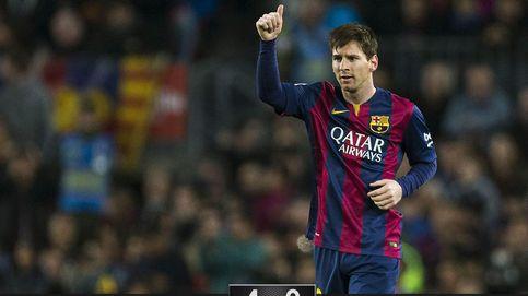 Una obra de arte de Messi despierta el hambre de goleada del Barcelona