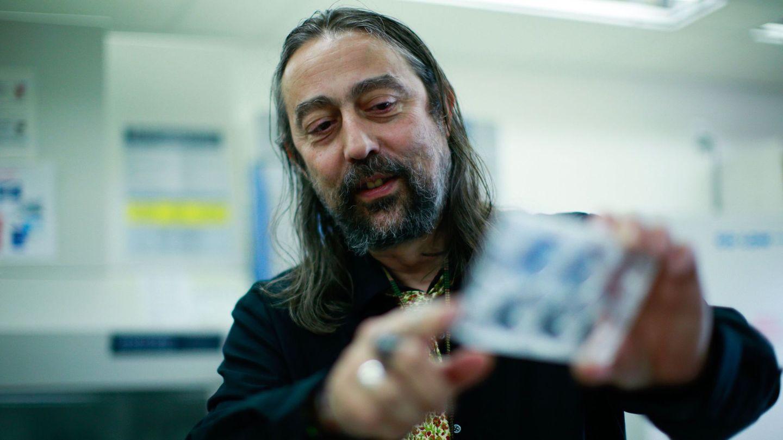 El virólogo Adolfo García Sastre, que desarrolla una vacuna contra la covid-19 en el hospital Mount Sinai de Nueva York. (EFE)