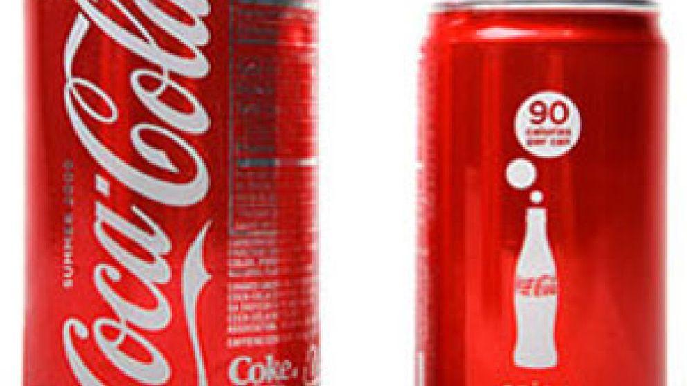 "Coca-Cola lanza mini-latas para ""combatir"" la obesidad"