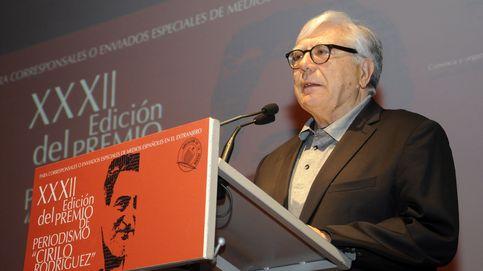 Juan Pedro Quiñonero gana el XXXII Premio de Periodismo Cirilo Rodríguez