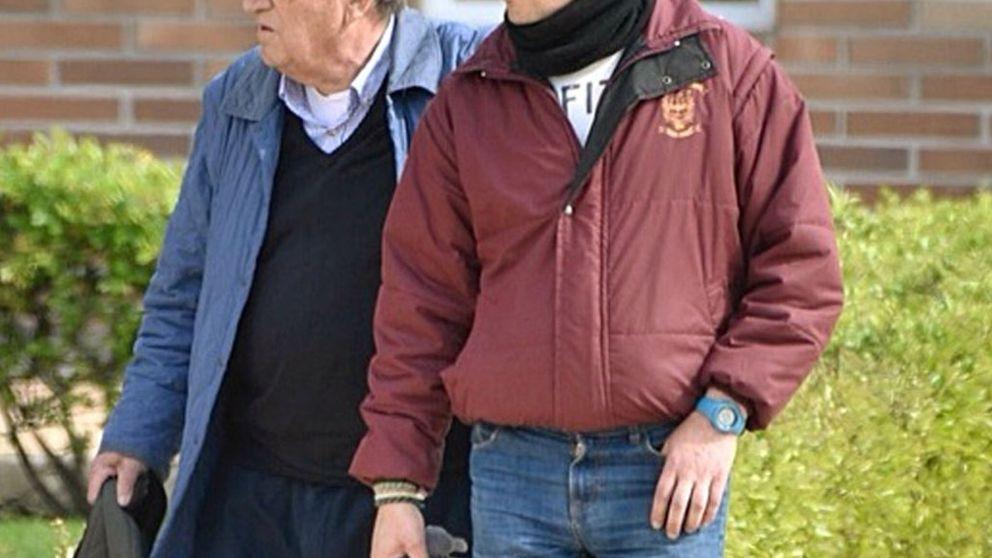 Carlos Fabra sale de la prisión de Aranjuez en aplicación del tercer grado