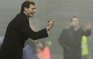 El peor Milan de los últimos años destituye a Massimiliano Allegri